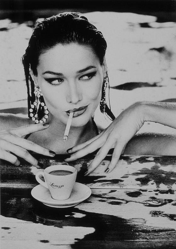 Caffè Lavazza e tazzina 1992