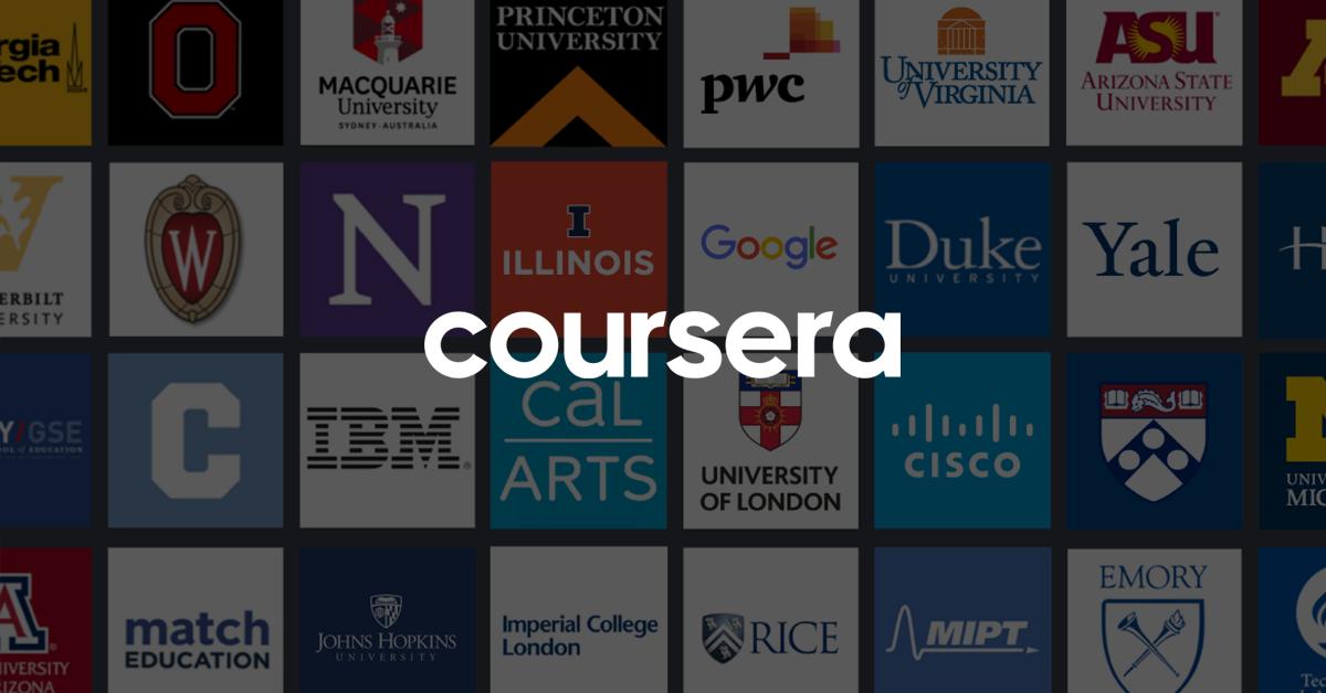 coursera corsi online