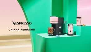 Nespresso x Chiara Ferragni