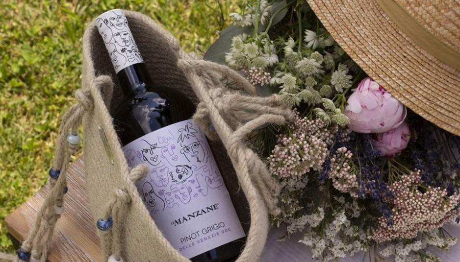 Etichette di vino creative: anche l'occhio vuole la sua parte